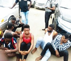 Image result for Suspected cultists reportedly kill 26-year-old in Delta