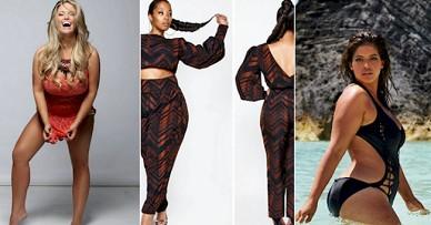 12 пышнотелых моделей, взорвавших мир моды