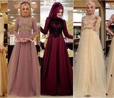 Robe soiree femme hijab
