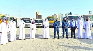 Joint campaign launched in Doha to remove abandoned vehicles