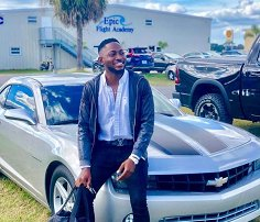 Fans worry over BBNaija season 3 winner, Miracle who has been absent on social media for almost...