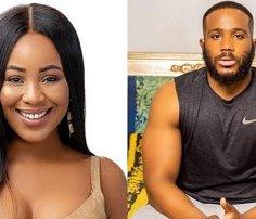 BBNaija 2020: Kiddwaya, Erica caught having sex (Video)