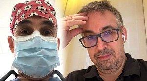 Koronavirüs tedavisi görüyordu... Prof. Dr. Mehmet Ümit Ergenoğlu'ndan acı haber