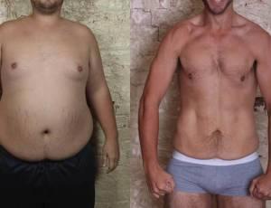 من 100 إلى 53 كجم! تخسيس الوزن للكسالى خلال شهر