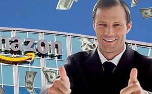 Πως μια επένδυση 250€ σε μετοχές της Amazon μπορεί να σου παρέχει ένα δεύτερο εισόδημα