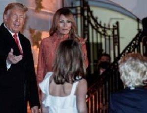 مسؤول أمريكي: ترامب يقيم حفل ليلة الانتخابات بالبيت الأبيض