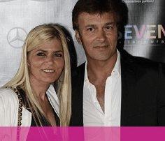 """Tony Carreira próximo da 'ex': """"A Fernanda é uma mulher maravilhosa"""""""