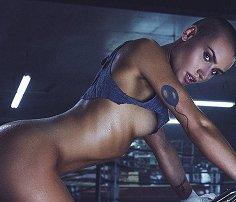 Γυμνό θηλυκό μουνί