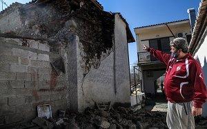 Σεισμός στην Ελασσόνα: Δύσκολη νύχτα για τη Θεσσαλία, δεκάδες οι μετασεισμοί - Έκπληκτοι οι...