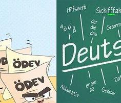 10 Sınıf Ata Yayıncılık Almanca çalışma Kitabı 7 ünite